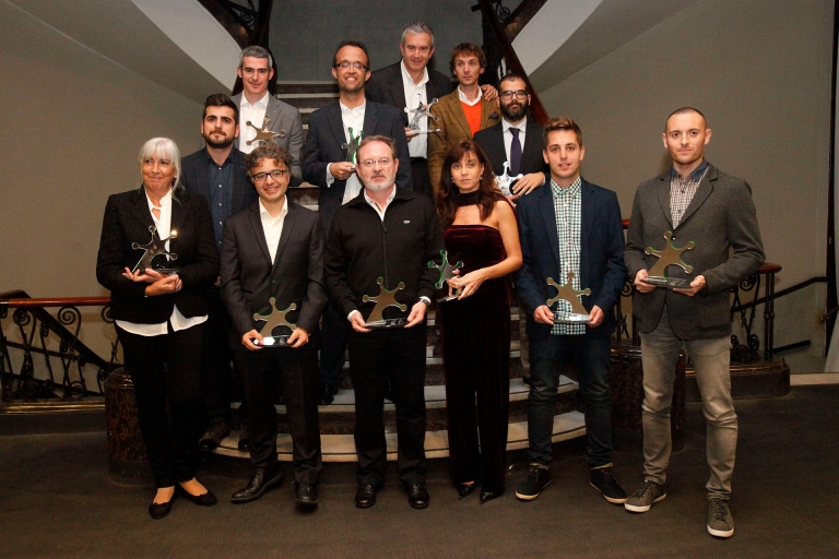 Premio Credibilidad-Salva Regües a la mejor columna de opinión. IV Edición Premios Periodísticos Levante UD
