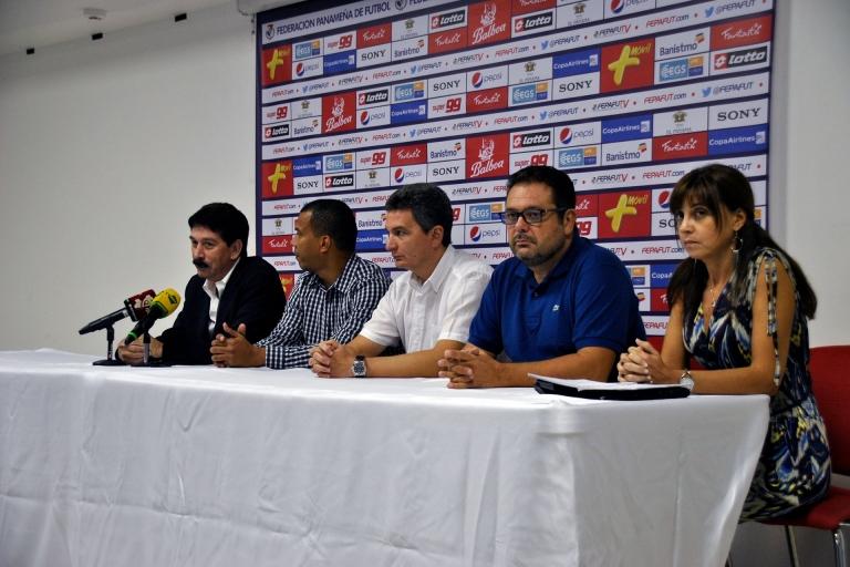 Presentación V Congreso Hispanoamericano de Medicina del Fútbol