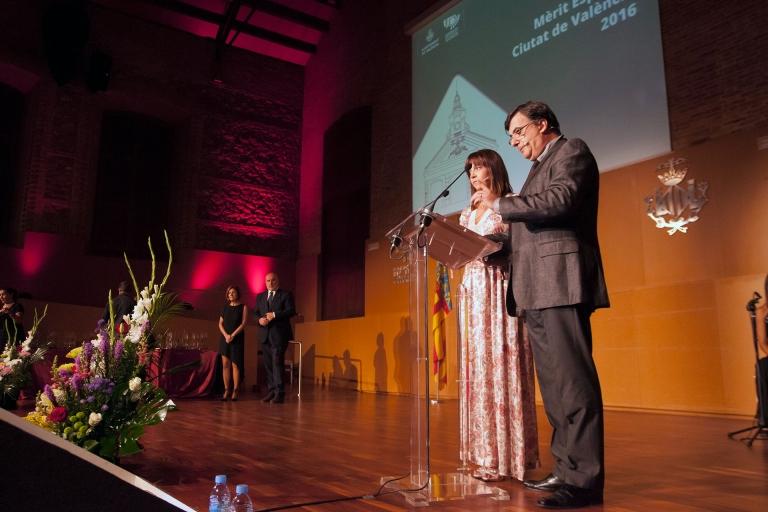 Presentación dels Premis al Mérit Esportiu de la Ciutat de València